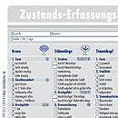 Zustands-Erfassungsbogen VTA, Checkliste VTA