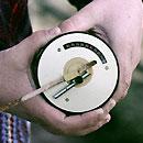 Baumuntersuchung mit Messgeräten